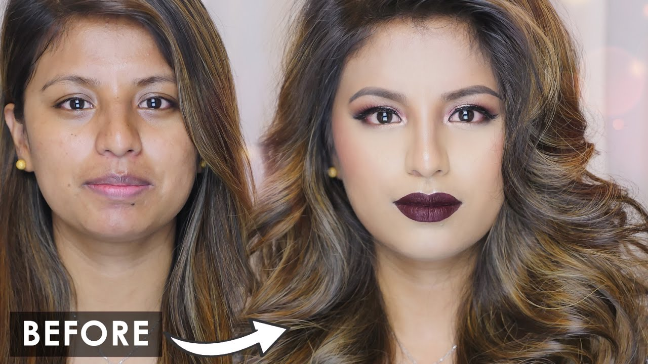 Make Over Total Beauty Makeover