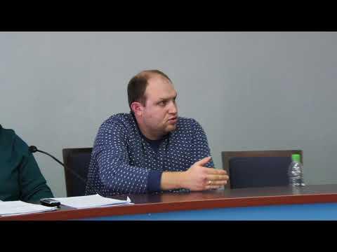 Бердянська міська рада: Постійна депутатська комісія з питань реалізації державної регуляторної політики 26.02.2020