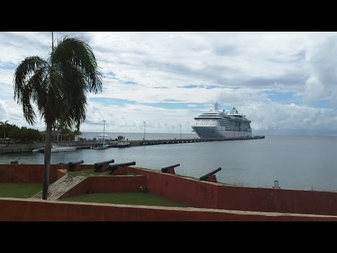 Jewel of the Seas Cruise Vacation - November 2014
