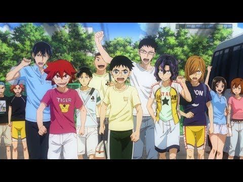 "Trailer ""Yowamushi Pedal Re:Generation"""