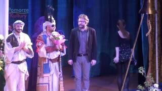 Przygody Sindbada Żeglarza w Teatrze Muzycznym w Gdyni: oklaski i ukłony po premierze
