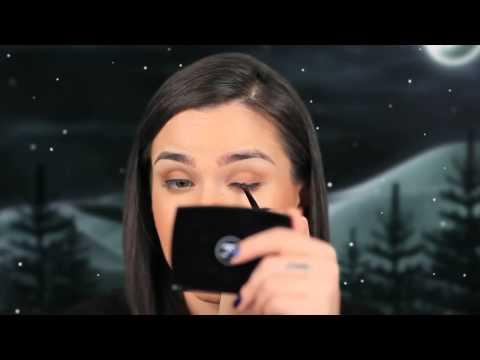 Как пользоваться гелевой подводкой для глаз с кисточкой