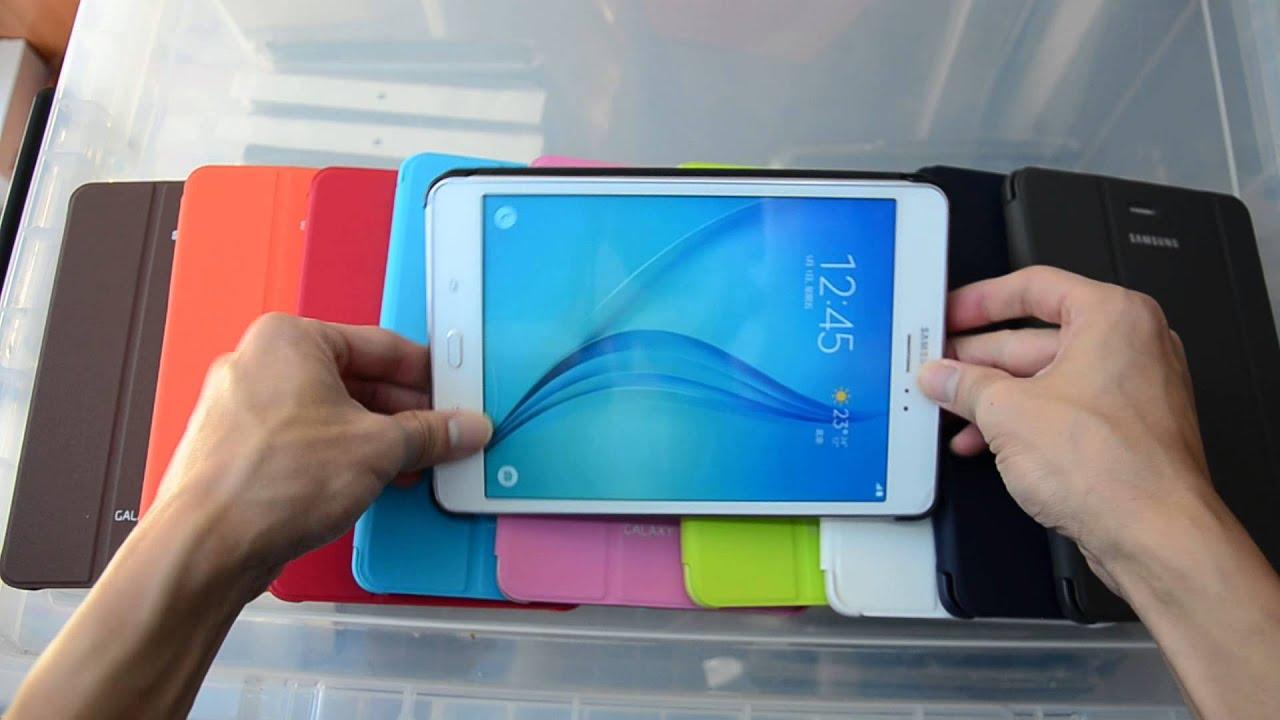 best service 61a96 23751 Samsung Galaxy Tab A 8.0 T350 Book Cover Case