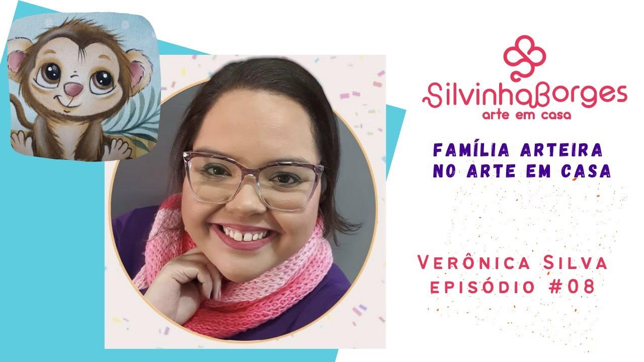 Dicas de Como Pintar Fraldas com Verônica Silva - Macaquinho Safari