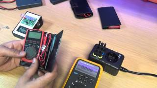 REVIEW: 6 pocket Multimeters Benning MMP3 - Amprobe DM78C - UNI-T UT10A and 3 cheaper DMM's