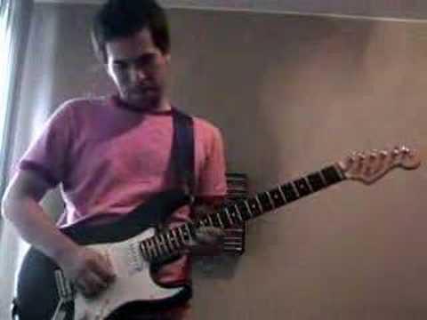 Claudio Cabrera - White Lion Broken Home Solo