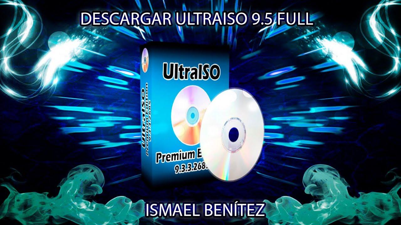 descargar ultraiso full gratis mega