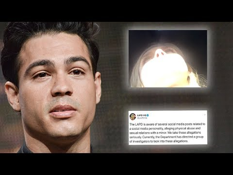 Ray Diaz Alleged Abuse  Goes Viral - Police Investigating