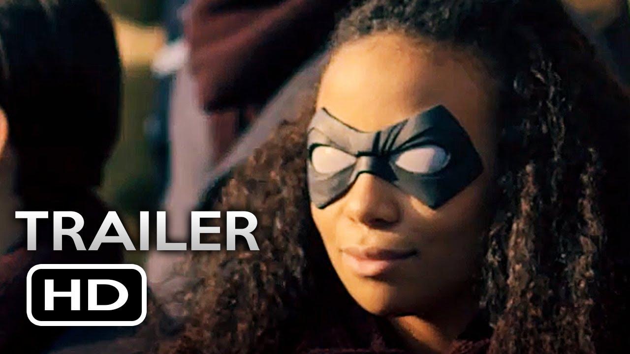 THE UMBRELLA ACADEMY Official Trailer 2 (2019) Ellen Page Netflix Superhero  TV Series HD