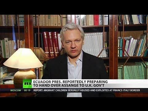 Assange Enjoying Final Days of Freedom?