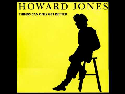 Howard Jones Things Can Only Get Better My Album Intro 12