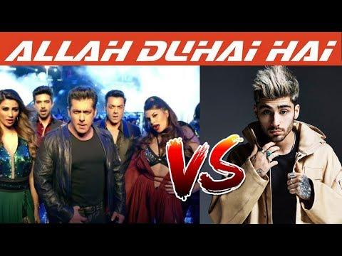 Allah Duhai Hai - Orginal Vs Zayn Malik