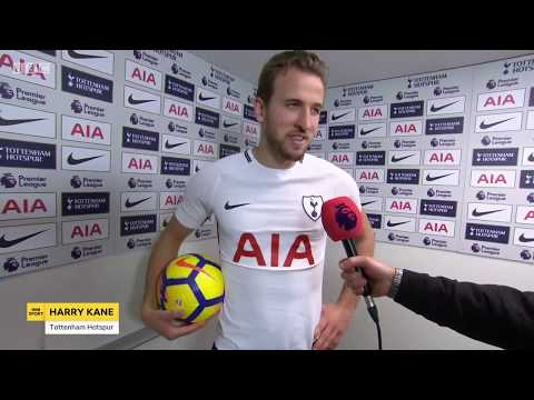 Harry Kane Post Match Interview vs Southampton After Breaking Record - Top Premier League Goalscorer