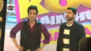 Yeh Hai Mohabbatein 20 JAN 2016 Full Episode On Location