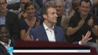 مانويل ماكرون مرشحا للانتخابات الرئاسية الفرنسية؟
