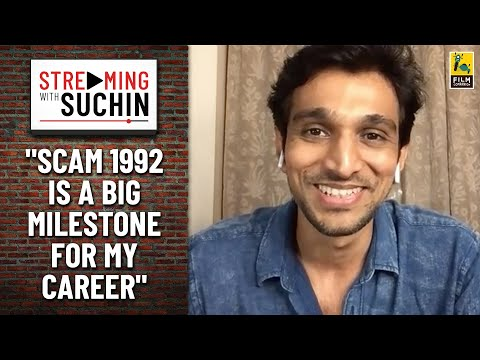 Interview with Pratik Gandhi | Scam 1992 - The Harshad Mehta Story | SonyLIV | Film Companion