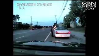 New Dash Cam Video Released after Philando Castille Verdict