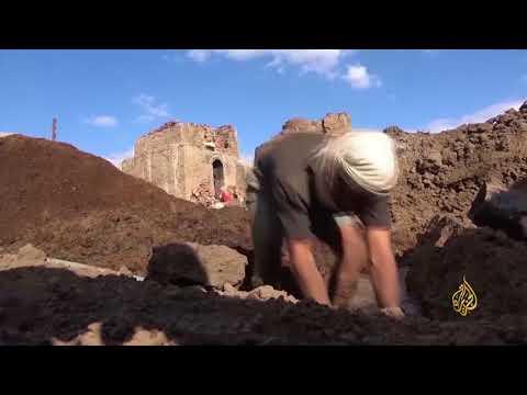 هذا الصباح-صناعة الطوب التقليدية في صنعاء  - نشر قبل 6 ساعة