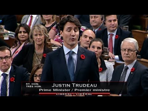 Trudeau's Arrogance And Dishonesty On Full Display!!!