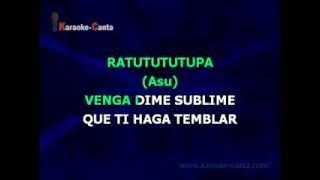Claudia & Asu - Zalele spanish By karaoke-canta