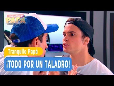 Tranquilo Papá - ¡Todo por un taladro! - Santiago y Madonna / Capítulo 25