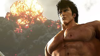 Fist of the North Star EXTENDED Trailer PS4 (2018)