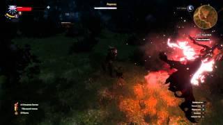 Ведьмак 3: Дикая Охота Лешачиха (На смерть)