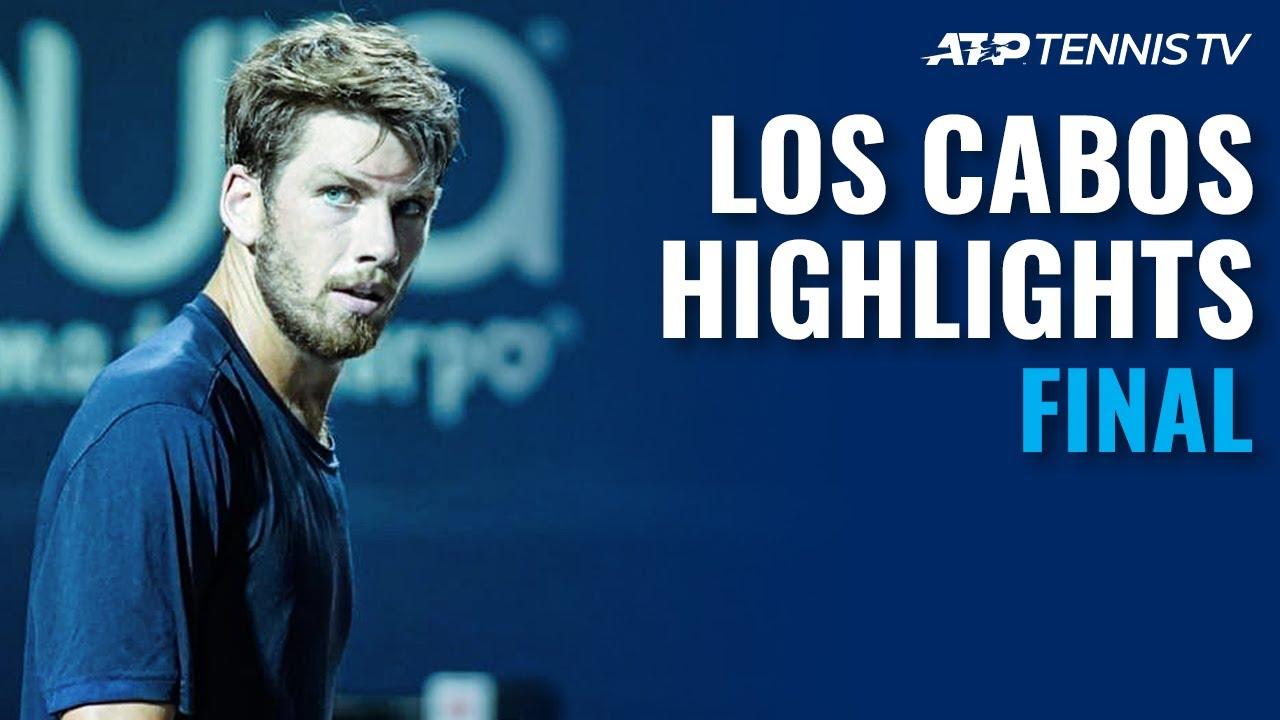 Download Cam Norrie vs Brandon Nakashima | Los Cabos 2021 Final Highlights