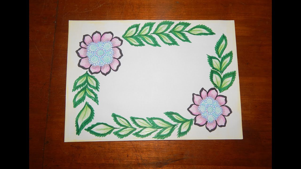 images for decorative border design simple