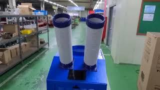 캐로스 산업용 코끼리 에어컨 박스 개봉기