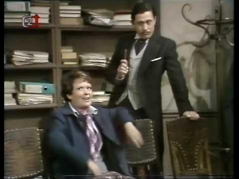 Idiotka (TV-inscenace 1977) JIŘINA BOHDALOVÁ