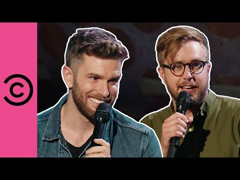 Joel's Biceps And Iain's Exes | Brand New Roast Battle On Comedy Central