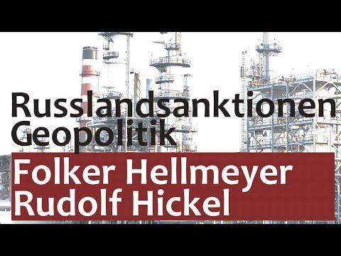Russlandsanktionen - Geopolitik