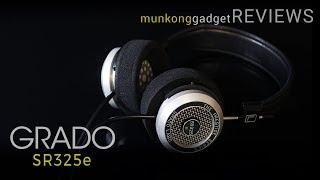 รีวิว : หูฟัง Grado SR325e