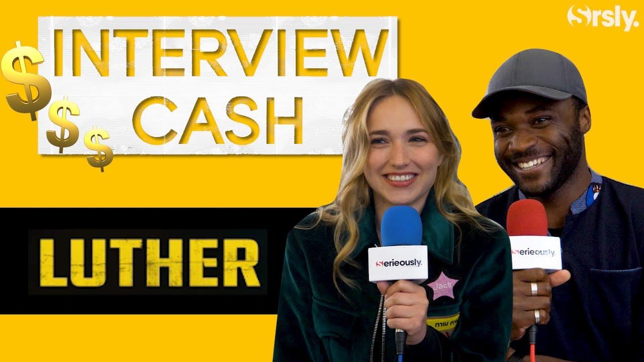 Download 💰 LUTHER : l'interview CA$H de Chloé Jouannet et Christopher Bayemi