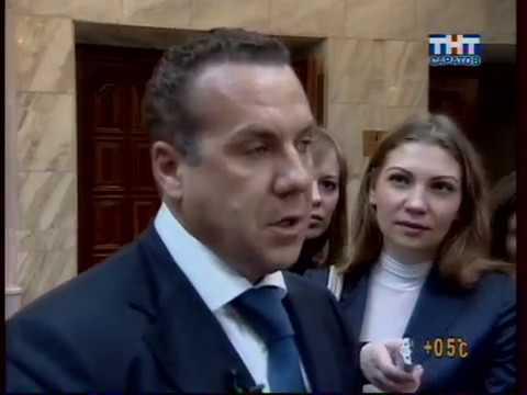 """""""Общественное мнение"""", телеканал ТНТ-Саратов. 28 марта 2009 г."""