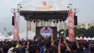 Naratu - Pukimak (Live at Rock The World 2014)