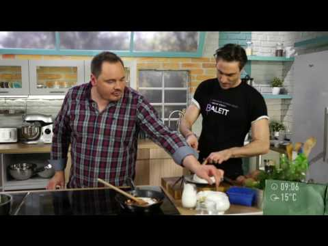 Apáti Bence gombamártásos steakje (recepttel) - tv2.hu/mokka
