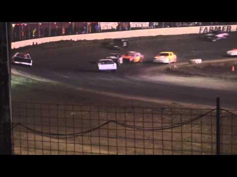 Farmer City Raceway (3/31/12) UMP Street Stock A-Main