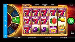 Hot Spin Deluxe 60 Cent fach Bonus Freispiele Mystery 200X Einsatz Gewinn Online Casino Slot