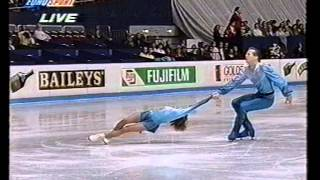 Elena Berezhnaya & Oleg Shliakhov LAT - 1995 European Championships LP