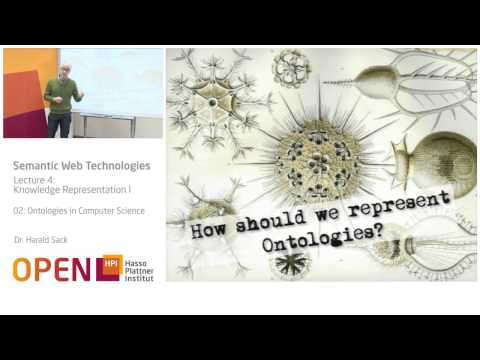 04 - 02 Ontologies in Computer Science
