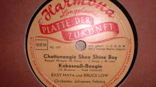 Chattanooga Shoe Shine Boy - Bruce Low mit Johannes Fehring (ca.1952)