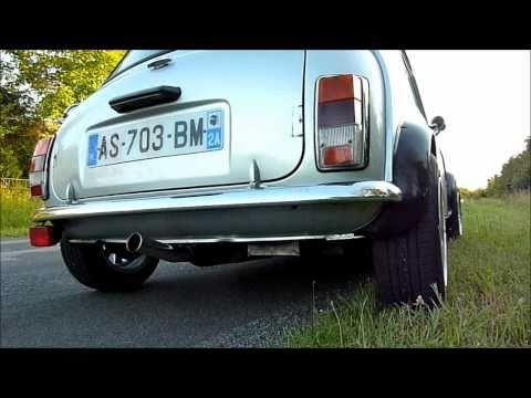 Austin Mini 1000 stage 1