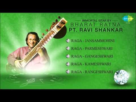 Immortal Sitar By Pandit Ravi Shankar | Hindustani Classical Instrumental Audio Jukebox