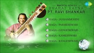 Immortal Sitar By Pandit Ravi Shankar | Hindustani Classical Instrumental Audio Jukebox