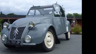 Citroën 2CV AZ 1956   The revival