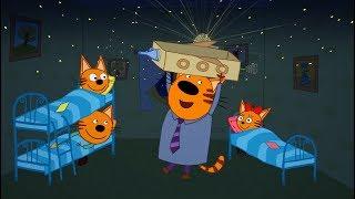 Три кота - Три кота - Космическое путешествие - 12 серия
