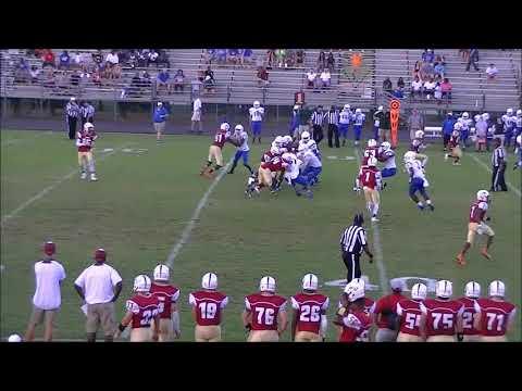 2016 South Aiken High School vs Williston Elko High School Scrimmage Football Game