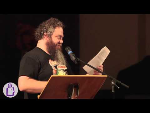 Patrick Rothfuss & Nate Taylor at University Book Store - Seattle